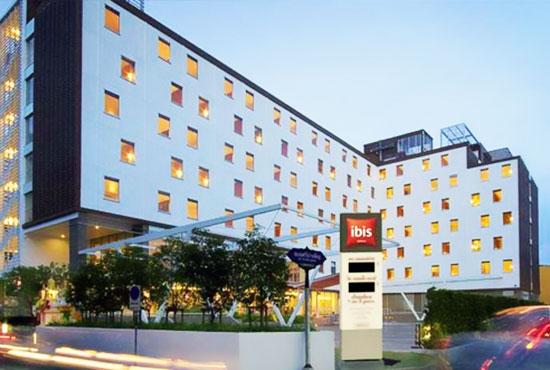 ติดตั้งระบบเน็ตเวิร์ค iBis Hotel